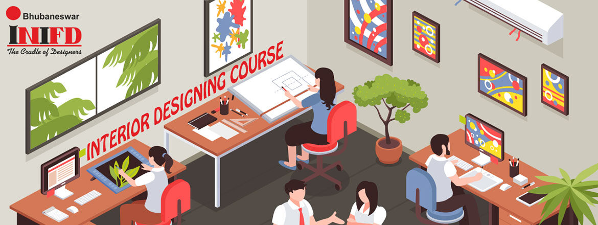 4 Best Things To Learn From An Interior Designing Course